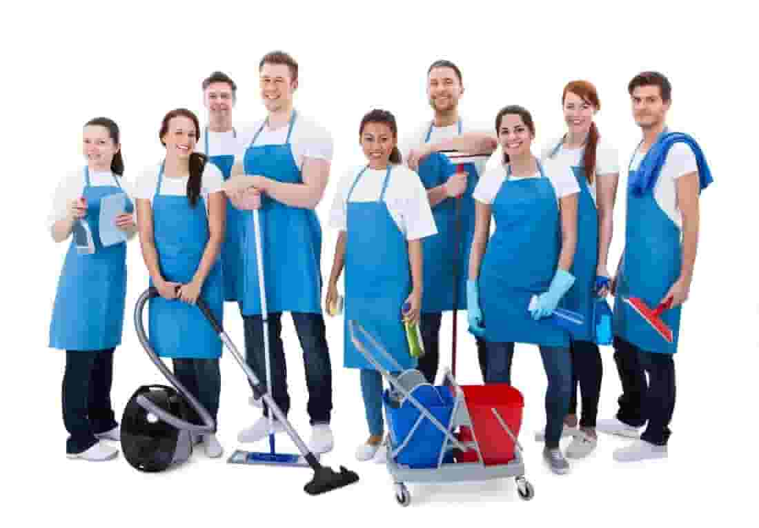 How to start a cleaning company in Dubai