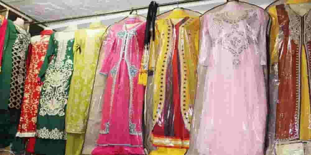 Readymade garment business in Dubai