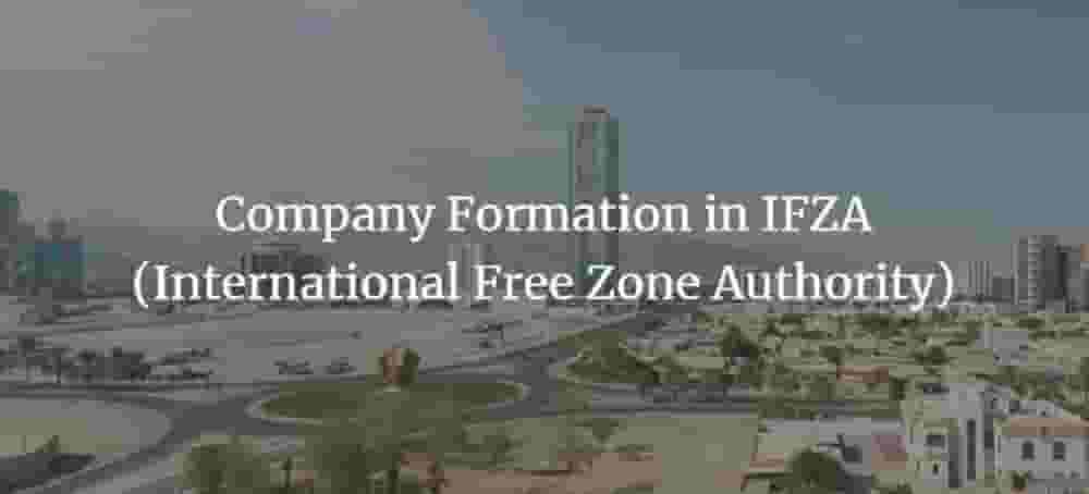 IFZA Company setup