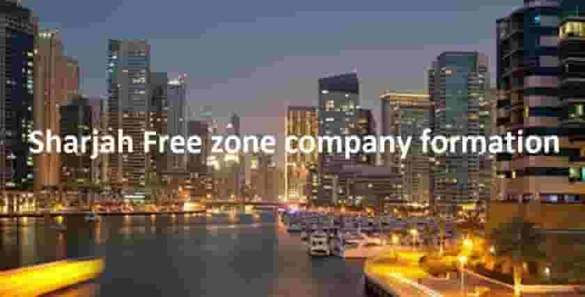 Sharjah free zone company formation
